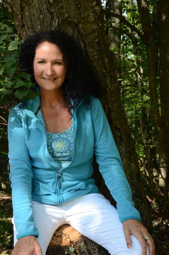 Kontakt mit Waldreichtum: Irmgard Barl